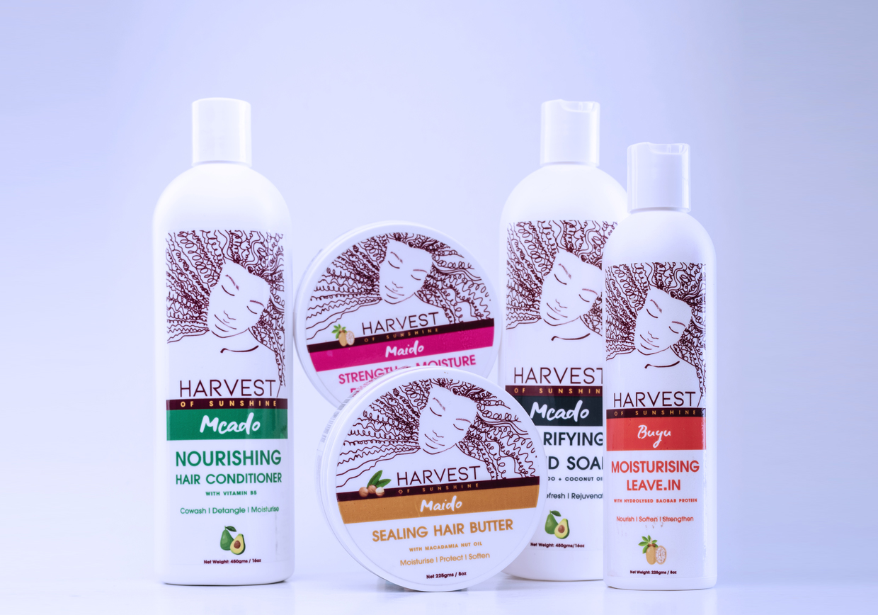 Harvest of Sunshine All Products