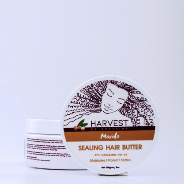 Harvest of Sunshine Maido Sealing Hair Butter